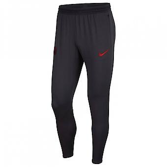 2019-2020 PSG Nike Strike Training Pants (Oil Grey) - Kids