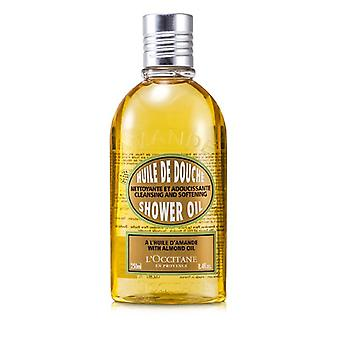 L'Occitane Almond Cleansing & Soothing Shower Oil 250ml/8.4oz