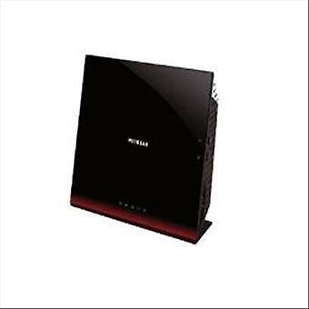 Netgear ac750 Router Wifi Dual Band 4 Port Lan USB 10/100/1000 Port wan usb 2.0 Firewall integriert Italien (d6000-100pes)