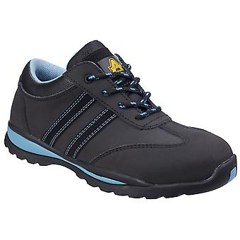 Amblers Safety Womens AS713 Womens Lace Up Safety Trainer