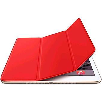 Copertina intelligente Apple ipad air/air2 originale in poliuretano rosso