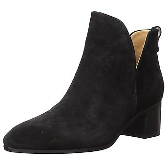 Franco Sarto Womens Reeve Leather Closed Toe Ankle Fashion Boots