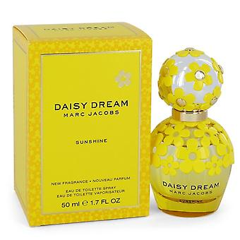 Daisy Dream Sunshine by Marc Jacobs Eau De Toilette Spray 1.7 oz / 50 ml (Women)