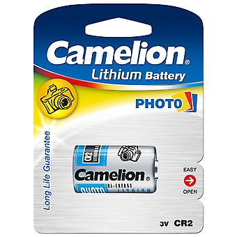 Battery CR2 Camelion 3V Lithium