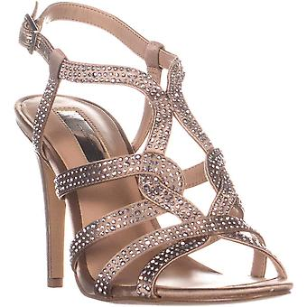 INC International Concepts Womens RANDII Open Toe Ankle Strap Classic Pompes