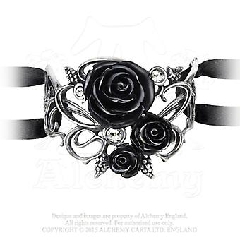 Alchemy Gothic Baccanale Bracciale rosa