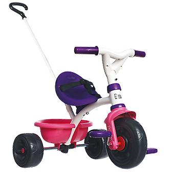 Smoby Tricycle Be Move Girly (Outdoor , On Wheels , Bikes And Tricycles)