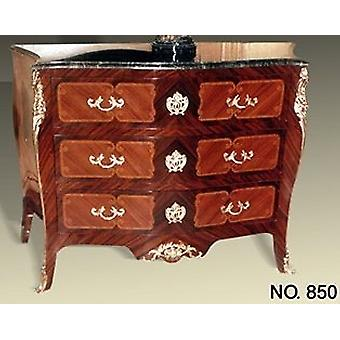 baroque chest of drawers cupboard louis pre victorian antique style MoKm0850