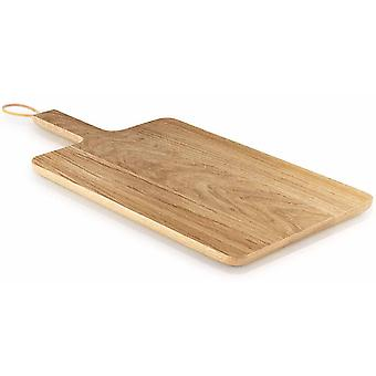 Eva solo Nordic kitchen wood cutting board made of oak 38 x 26 cm