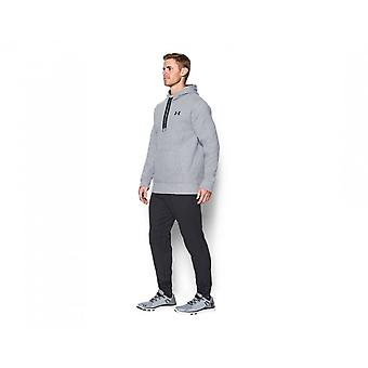 Under Armour men's cotton Hoodie Storm1 UA Rival Storm Grey