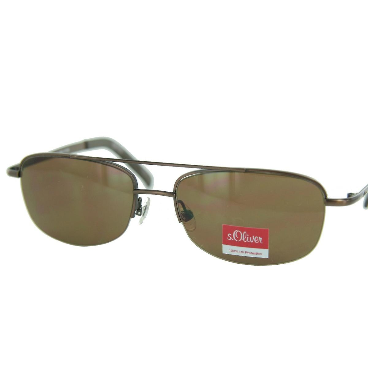 s.Oliver sunglasses 4235 C2 mat brown
