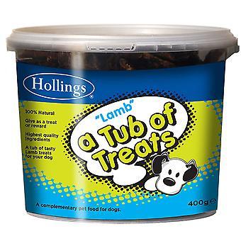 Hollings balje med lam behandler 400g