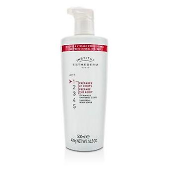 Esthederm Universal Body Scrub (Salon Size) - 500ml / 16.5 oz