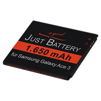 Battery for Samsung Galaxy ACE 3 DuoS GT-s7272