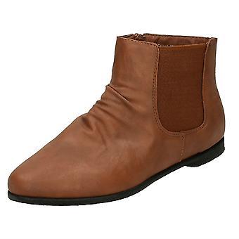 Miejscu panie na płasko Casual buty za kostkę