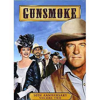 Gunsmoke - Gunsmoke: Vol. 2-50e anniversaire éd. [DVD] USA import