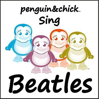 Penguin & Chick - Penguin & dama synger Beatles Vol. 1 [DVD] USA importere