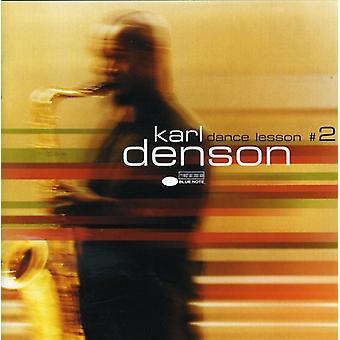 Karl Denson - Dance Lesson #2 [CD] USA import
