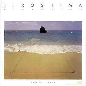 Hiroshima - Another Place [CD] USA import