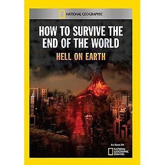 Gewusst wie: das Ende der Welt die Hölle auf Erden [DVD] USA Import überleben
