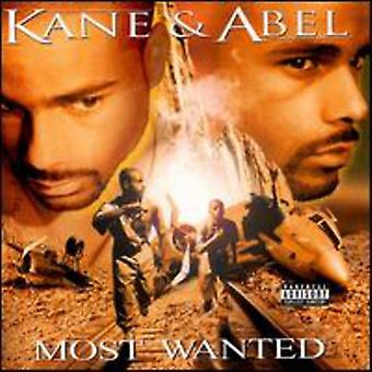 Kane & Abel - de fleste Wanted [CD] USA import