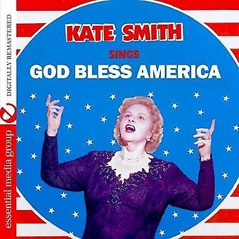 Kate Smith - zingt God Bless America [CD] USA import