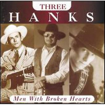 Williams, Hank Sr. Jr. & III - tre generationer av Hank [CD] USA import