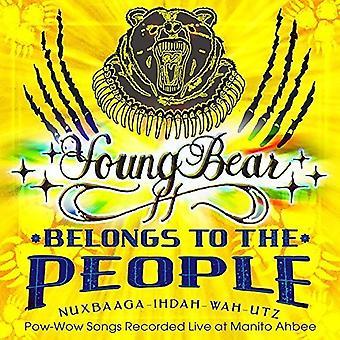 Unge Bear - tilhører mennesker [CD] USA importen