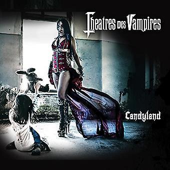 Theatres Des Vampires - Candyland [CD] USA importerer