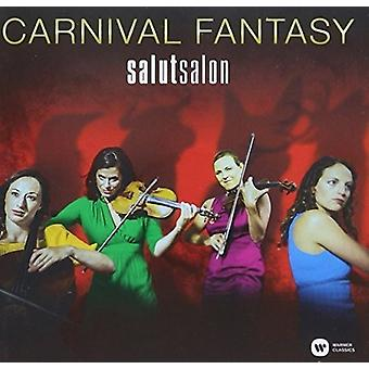 Salut Salon - Carnival Fantasy [CD] USA import
