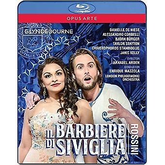 Rossini: Il Barbiere Di Siviglia [Blu-ray] USA import