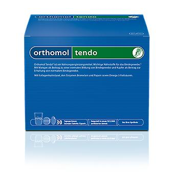 Orthomol Tendo Powder and Tablet Packets  (Vitamins & supplements , Multinutrients)