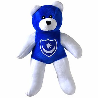 Portsmouth FC Official Contrast Plush Teddy Bear