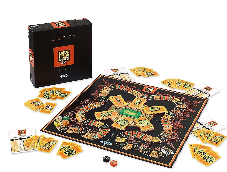 Hare & Tortoise Board Game