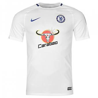 2017-2018 Chelsea Nike Training Shirt (wit)