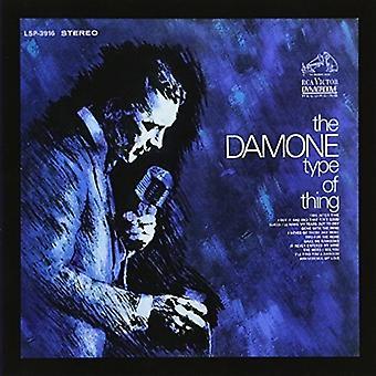 Vic Damone - Damone Type of Thing [CD] USA import