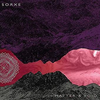 Sorxe - Matter & Void [Vinyl] USA import