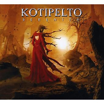 Kotipelto - Serenity [CD] USA import