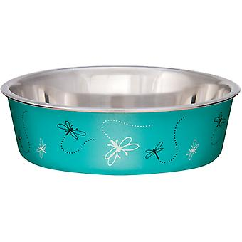 Bella Bowl Expressions-Large-Dragonfly - Turquoise LP7714