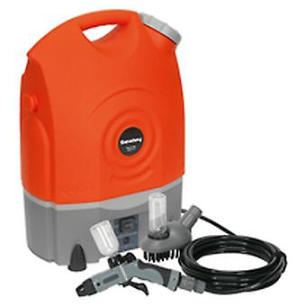 Sealey PW1712 12V Rechargeable 6.8kg Pressure Washer - 17ltr Water Tank