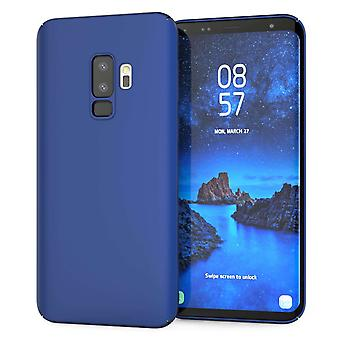 Samsung Galaxy S9 Plus Ultra dunne Hybrid Case - Blue