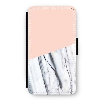 Samsung Galaxy A3 (2017) Flip Case - A touch of peach