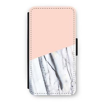 iPhone X Flip Case - et snev av fersken