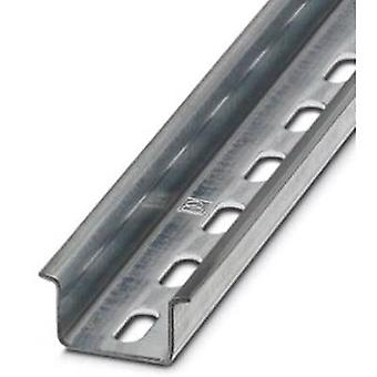 Cap profile-mounting rail NS 35/15 ZN gelocht 2000MM Phoenix Contact Con