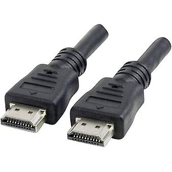 Cable HDMI [1 x HDMI enchufe - 1 x HDMI] 7.5 m negro