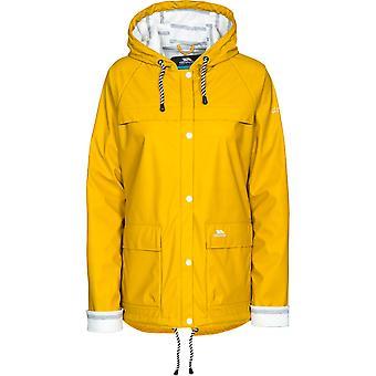 Trespass Damen/Damen Durcheinander mit Kapuze wasserdicht Jacke Mantel zu Fuß