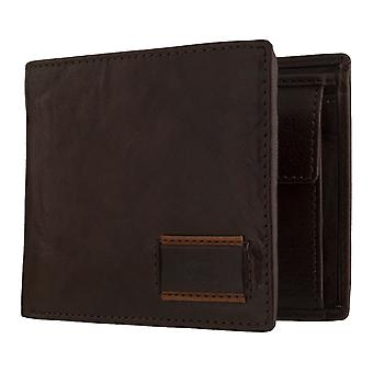 Camel active heren portemonnee wallet portemonnee Brown 6336