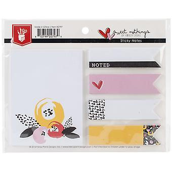 Sweet Nothings Sticky Notes-(1) 3