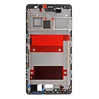 For Huawei Mate 8 Front Housing LCD Frame Bezel Plate - Black