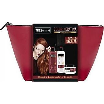 Tresemme Pack farve Keratina con Neceser 3 Pieces